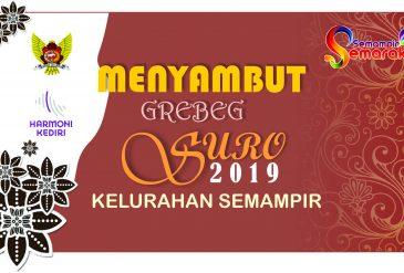 MENYAMBUT GREBEG SURO 2019